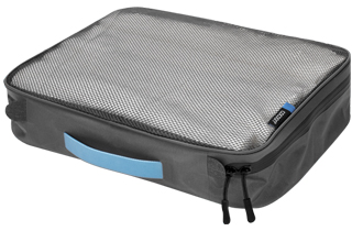 Packing Cube with Open Net Top