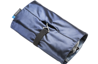 Hanging Toiletry Kit Minimalist Silk