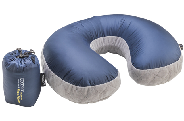 U-Shaped Down Neck Pillow