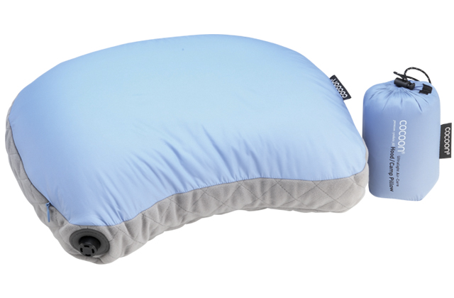Air-Core Hood/Camp Pillow