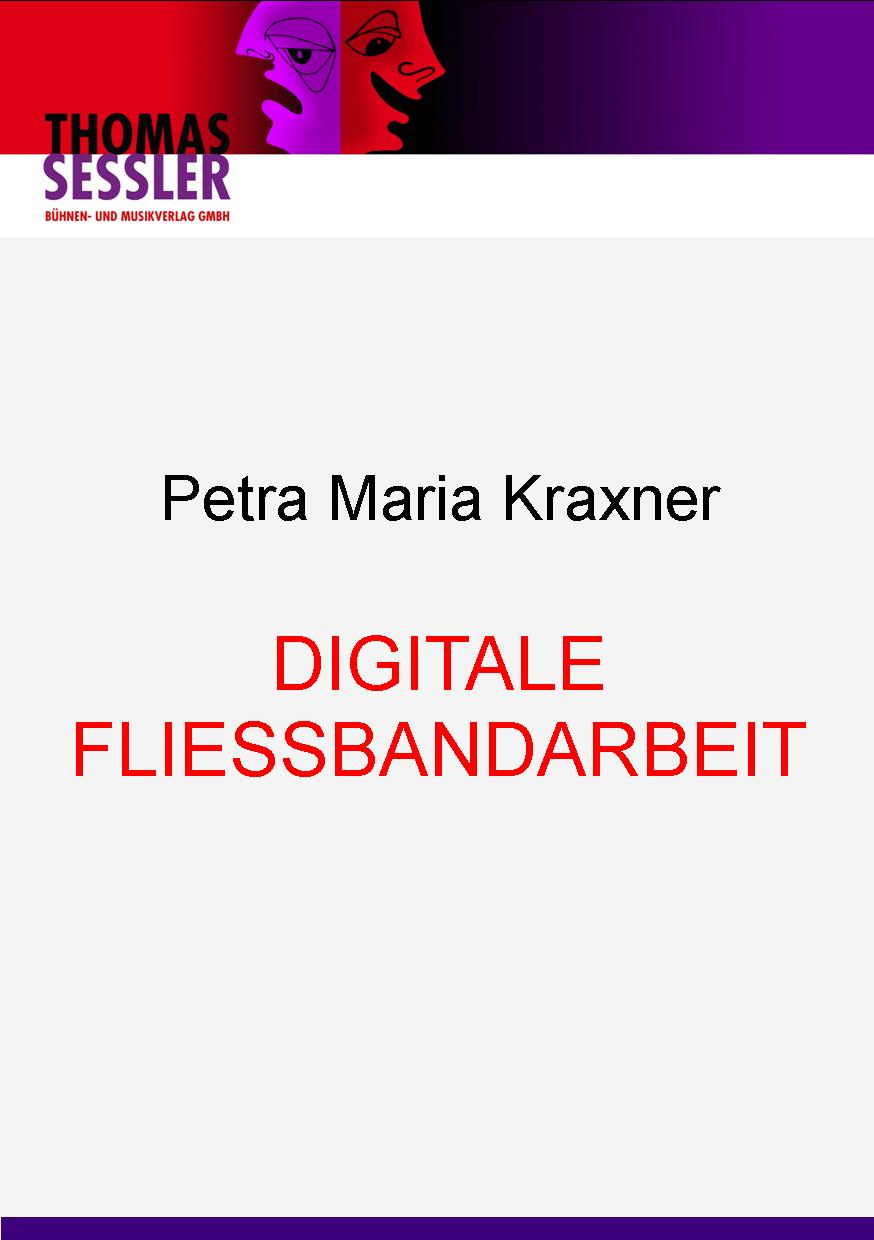 Digitale Fließbandarbeit