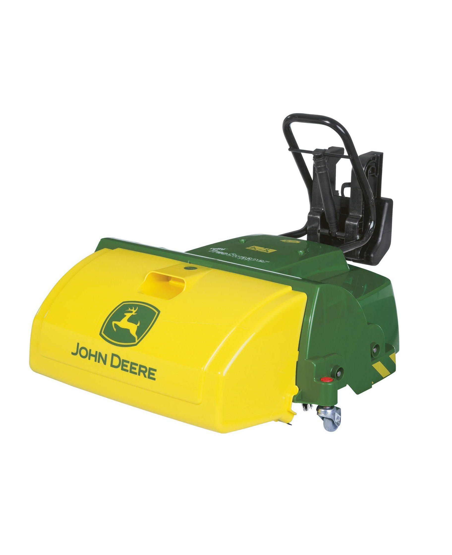 rollyTrac Sweeper John Deer