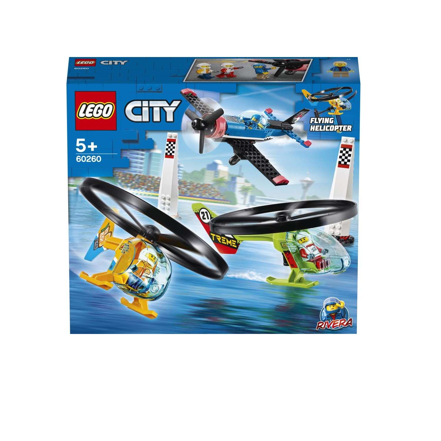 LEGO®, 3in1, City Airport, 60260