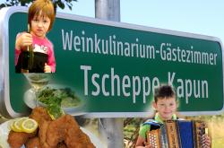 Weinkulinarium - Gästezimmer Tscheppe-Kapun