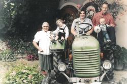 Familie Sabine & Matthias Steiner
